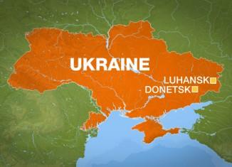 estul Ucrainei