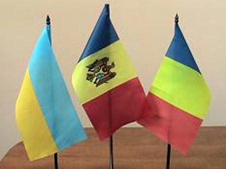 Ucraina - Moldova -România