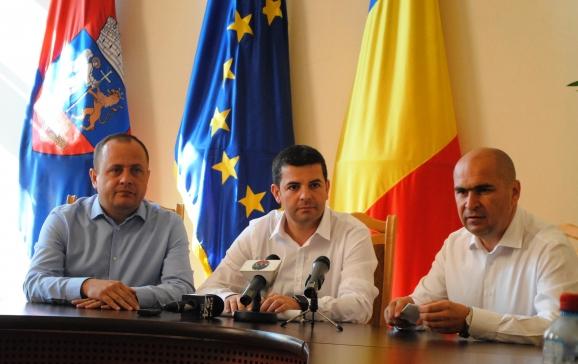 Ministrul Agriculturii sprijină proiectele Primăriei Oradea