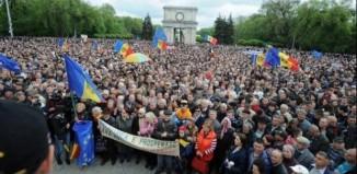 Un nou protest, dar cu un ultimatum către guvernanți
