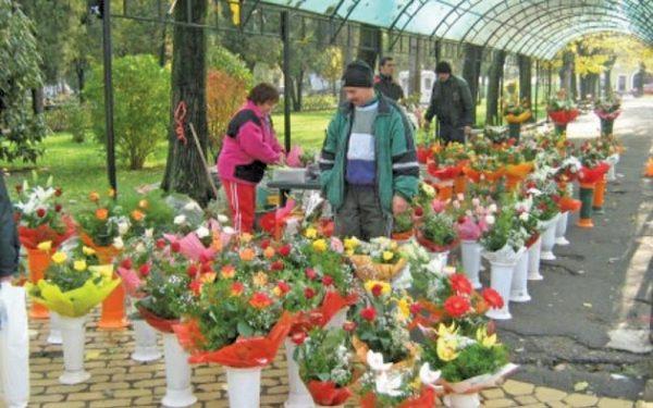 afacerile cu flori