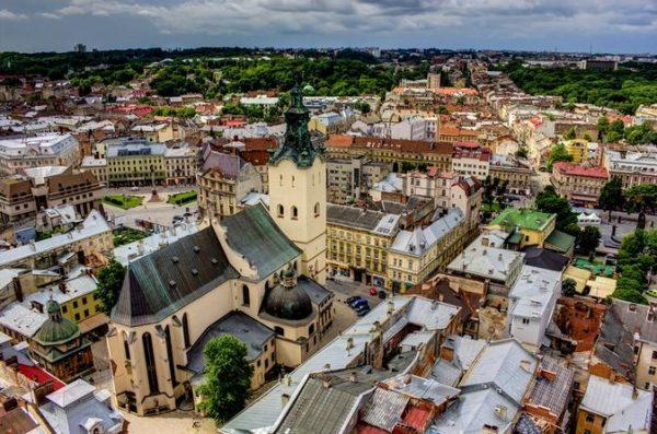 Lviv – oraș confortabil pentru fiecare