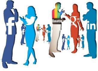 rețelele sociale